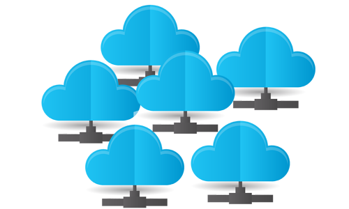 Awesome cloud web hosting infrastructure
